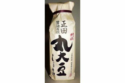 Shoyu Hyakusen Marudaizu 500ml Shoda 4