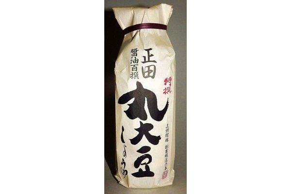 Shoyu Hyakusen Marudaizu 500ml Shoda 1