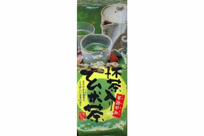 Genmaicha mit Matcha 100g Hoshino 1