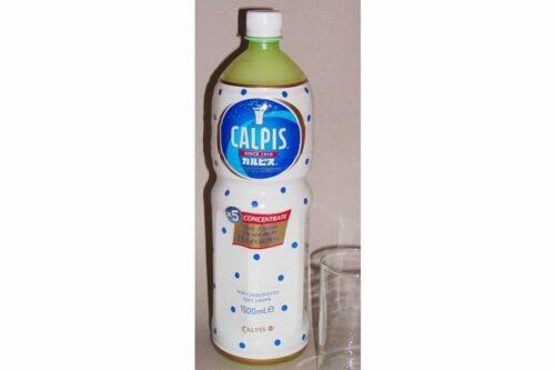 Calpis Konzentrat 1.5 L PET - ergibt bis zu 9 LITER Getränk 6