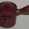 Kyusu-Teekanne Keramik aubergine 150 ml 2