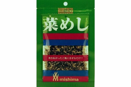 Furikake Nameshi Mishima 18g 15