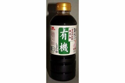 Shoyu Mutenka Yuki Ichibiki 800ml 2