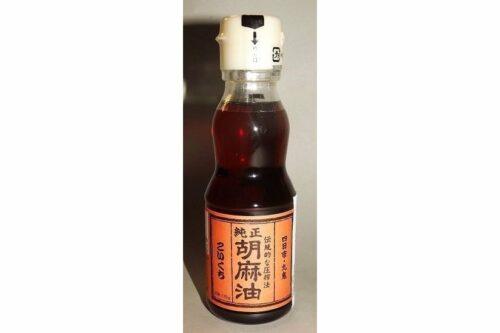 Goma Abura Koikuchi 170g Kuki 4