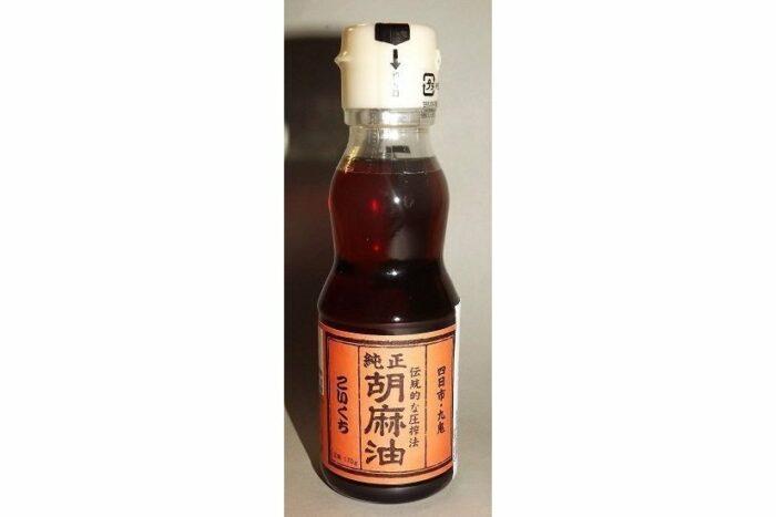 Goma Abura Koikuchi 170g Kuki 1