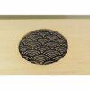 Kyusu-Teekannen-Set Uzu in Holzbox 410ml - Kanne + Dose 3