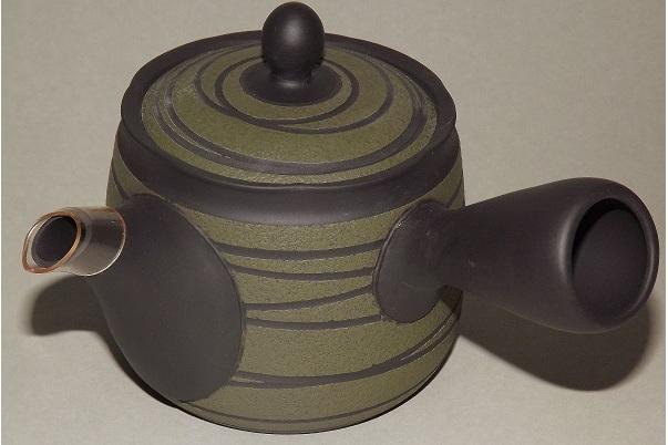 Kyusu Teekanne Midorino 400 ml 1