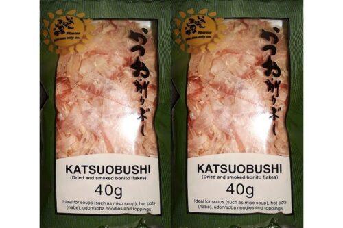 Katsuo Bushi 2 x 40g Wadakyu 6