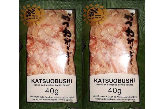 Katsuo Bushi 2 x 40g Wadakyu 1