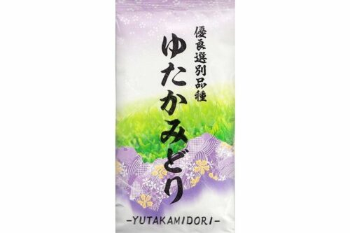Yutaka Midori No.1 Kyushu 50g 4