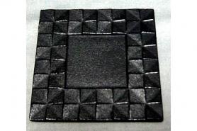 """Untere """"Sakura"""" kuro Holz schwarz lackiert 7"""