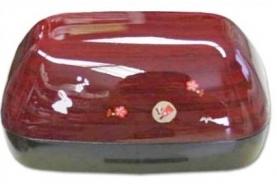 Kokeshi-Bento Momotaru 3 Schalen 1 Deckel 1 Band 8