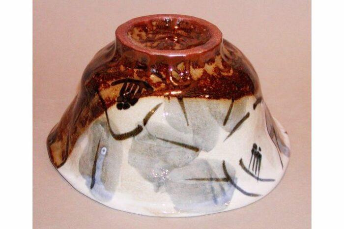 Donburi-Schale oder Abkühler Hana 17.5 cm 5