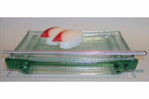 Sushi-Geta Glas 5