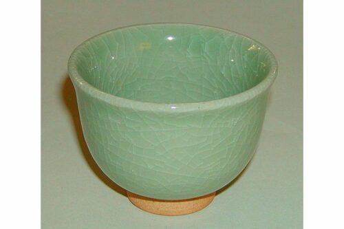 Teecup Celadon grün 6