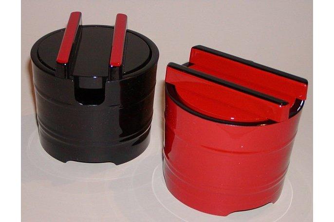 Chakoboshi kuro Teesieb-Container 1