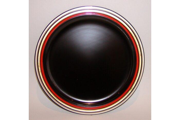 Kyoto Urushi-Teller kuro-shima 1