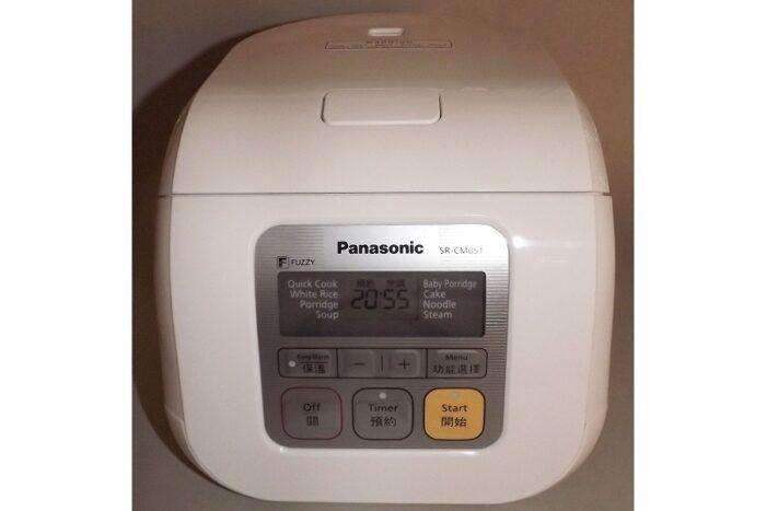 Orig. Japanischer Reiskocher 0.5 L Panasonic 1