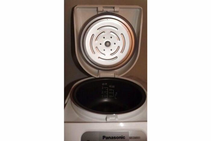 Orig. Japanischer Reiskocher 0.5 L Panasonic 3
