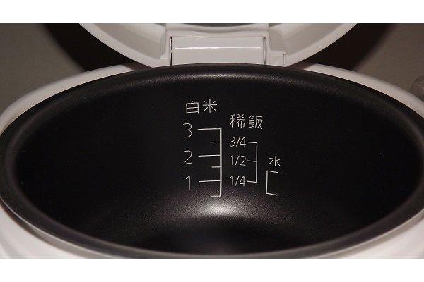 Orig. Japanischer Reiskocher 0.5 L Panasonic 4
