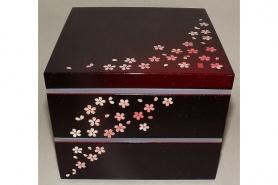 Bento-Box / Jubako Hanami 6