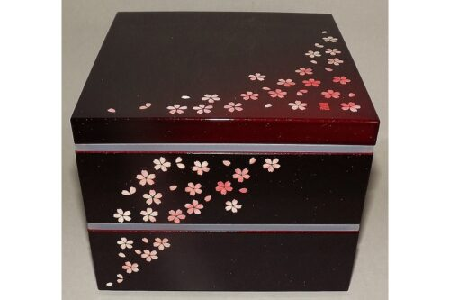 Bento-Box / Jubako Hanami 9