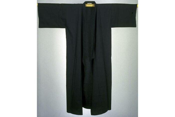 """Naga-Juban / Kimono Kuro 59"""" 1"""