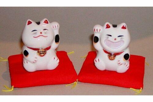Maneki-Neko 2-seitig - für alle Gelegenheiten 3
