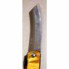 Higo Knife Brass Miyamoto Musashi 4