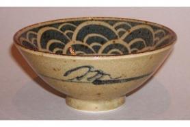 Arita Bowl Momiji-Sakura 7