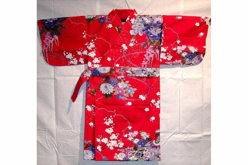 Kinder-Kimono Hana Größe 1 6