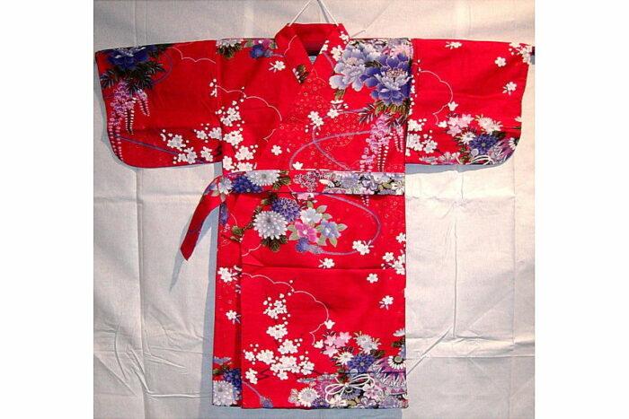 Kinder-Kimono Hana Größe 1 1