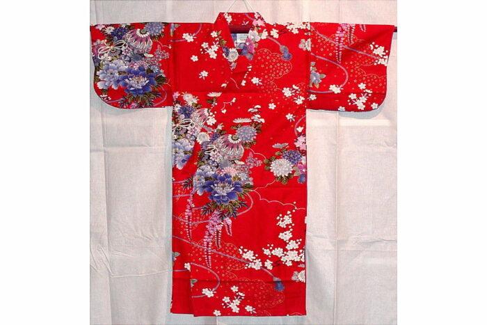 Kinder-Kimono Hana Größe 2 1