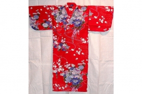 Kinder-Kimono Hana Größe 4 7