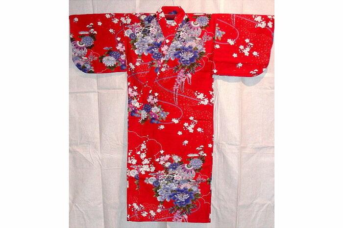 Kinder-Kimono Hana Größe 3 1