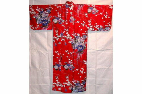 Kinder-Kimono Hana Größe 4 3