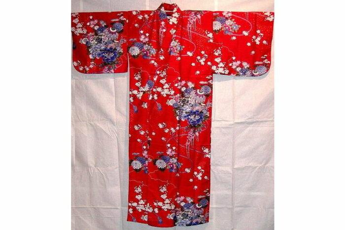 Kinder-Kimono Hana Größe 4 1