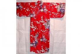 Kinder-Kimono Hana Größe 5 + kleine Damengröße 8