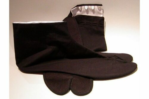 Tabi traditionell schwarz 28cm 3