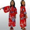Kinder-Kimono Hana Größe 4 2