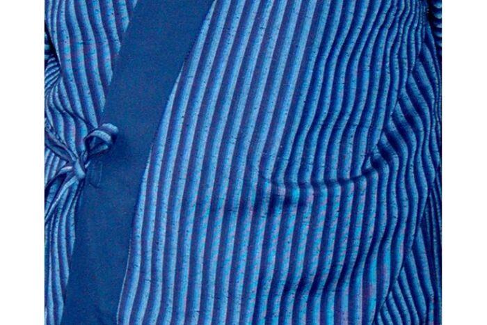 """Jinbei blau / blau gestreift """"M"""" 1"""