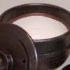 Reis-Kochtopf / Servierschüssel Keramik kuro (Asien) 3