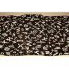 Saifu Seide antik -UNIKAT- Portemonnaie, schwarz 2