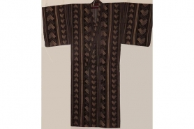 Kimono Kaki ecru Größe L 6
