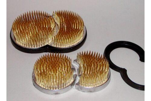 Kenzan Vool- und Halbmond-Set 102 mm 8