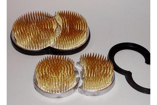 Kenzan Vool- und Halbmond-Set 102 mm 1