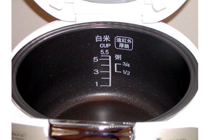 Orig. Jap. Reiskocher 1.8 L Panasonic 2