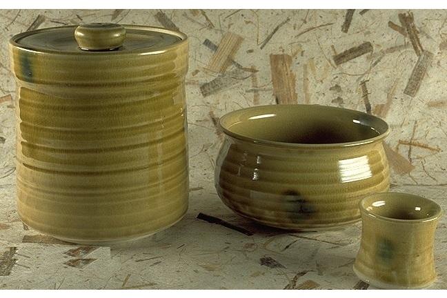 Keramik-Set Kiseto 3 tlg. 1