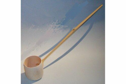 Hishaku Take Wasser-Schöpfkelle (Asien) 2