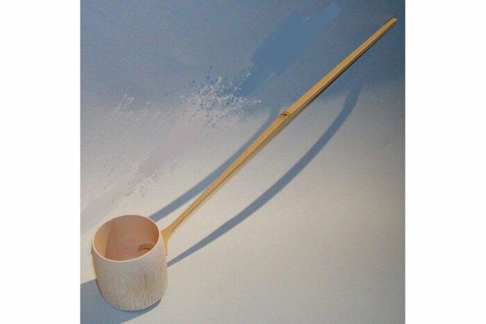 Hishaku Take Wasser-Schöpfkelle (Asien) 1